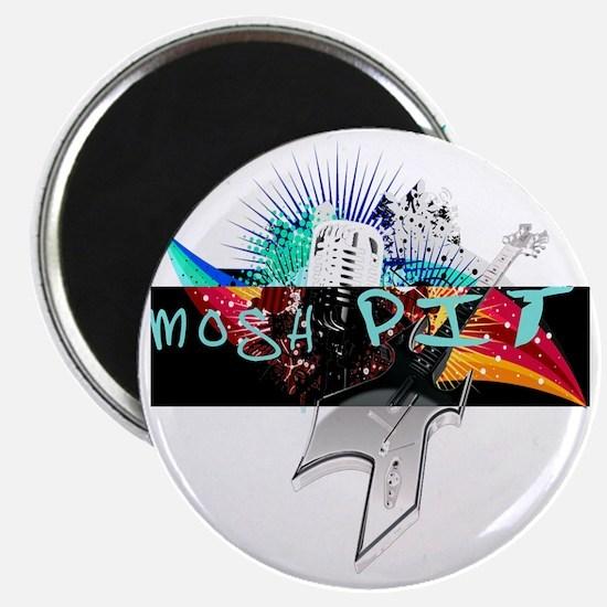 mosh pit Magnet