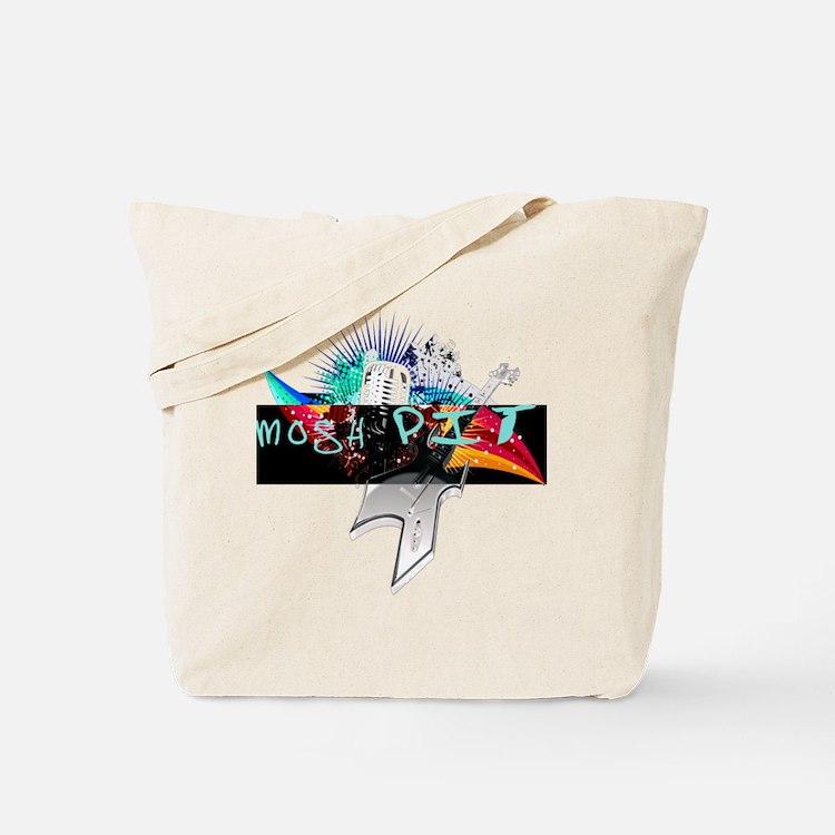 mosh pit Tote Bag