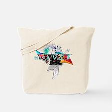 mosh pit2 Tote Bag
