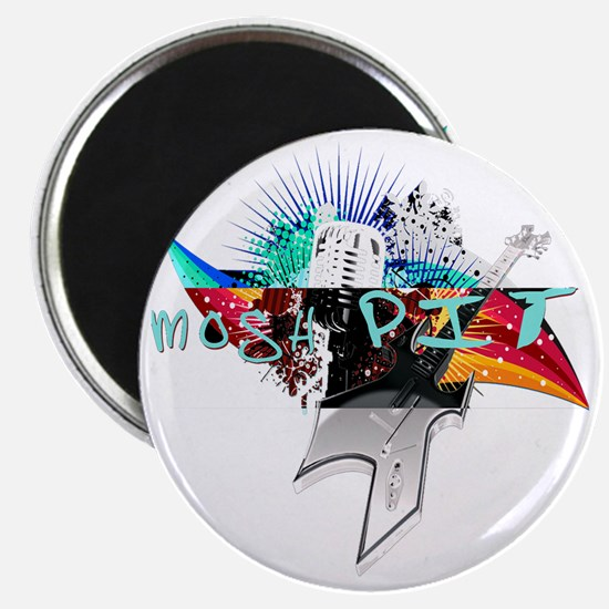 mosh pit2 Magnet