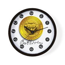 BEETHOVENS CLOCK Wall Clock