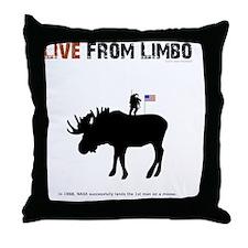 T_Shirt.b Throw Pillow