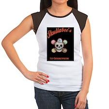 ice-creamatorium-CRD Women's Cap Sleeve T-Shirt