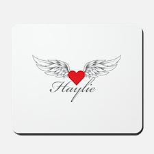 Angel Wings Haylie Mousepad