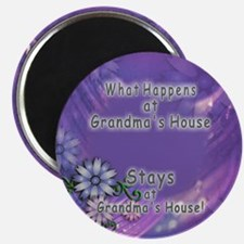 Grandmas House Magnet