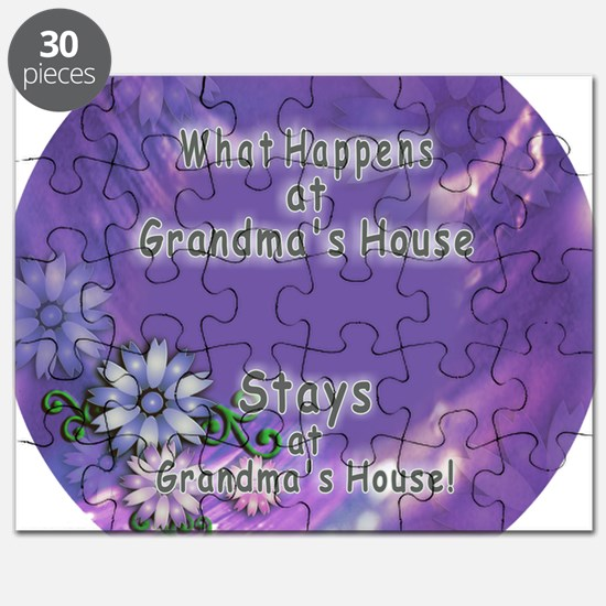 Grandmas House Puzzle