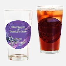 Grandmas House Drinking Glass