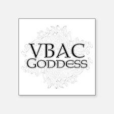 """vbac_design Square Sticker 3"""" x 3"""""""
