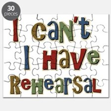 I can't I have Rehearsal Puzzle