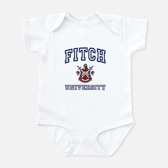 FITCH University Infant Bodysuit