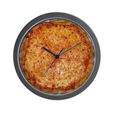 Large Pizza Wall Clock