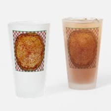 Large Pizza Drinking Glass