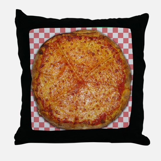 Large Pizza Throw Pillow
