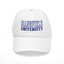 MANSFIELD University Baseball Cap