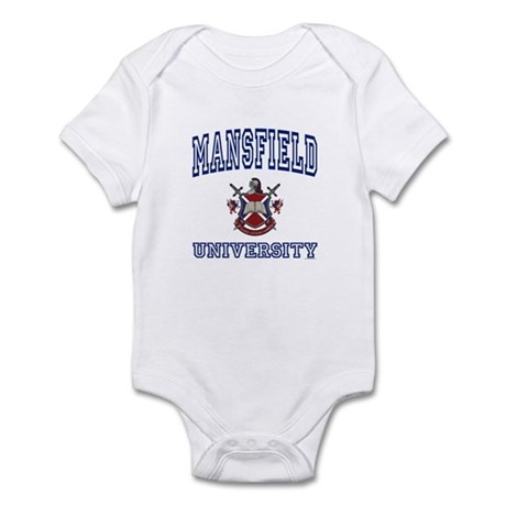 MANSFIELD University Infant Bodysuit