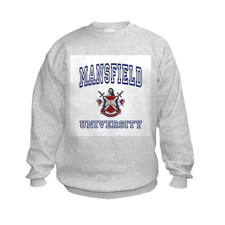 MANSFIELD University Kids Sweatshirt