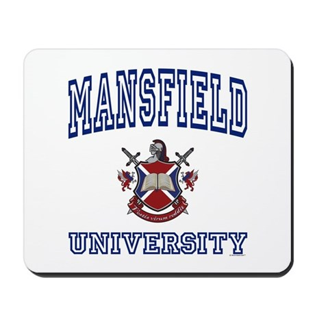 MANSFIELD University Mousepad