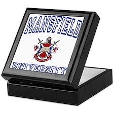 MANSFIELD University Keepsake Box