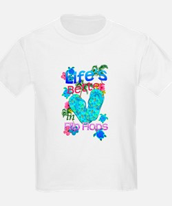 Life Is Better In Flip Flops T-Shirt