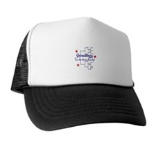 Family Tree Chart Trucker Hat