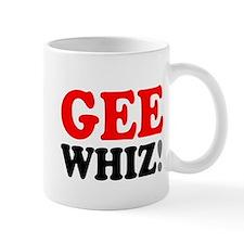 GEE WHIZ! Mugs