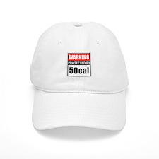 Warning 50cal Baseball Baseball Cap