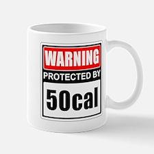 Warning 50cal Mugs