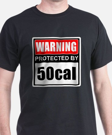 Warning 50cal T-Shirt