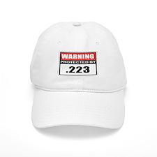 Warning .223 Baseball Cap
