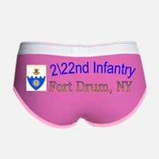 2-2nd Bn 22nd  inf cap 1 Women's Boy Brief