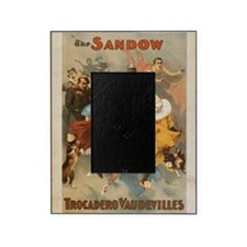 Sandow circus Picture Frame
