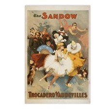 Sandow circus Postcards (Package of 8)