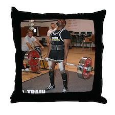 2-lift Throw Pillow
