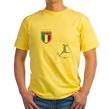 italian soccer(blk) T