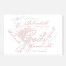 indescribable Postcards (Package of 8)