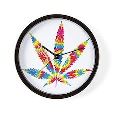 HippieWe Wall Clock