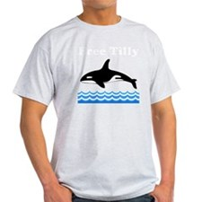 Tilly -blk T-Shirt