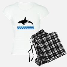 Tilly -blk Pajamas