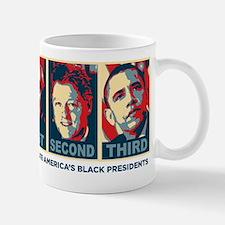 ART Americas Black Presidents Mug