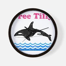 Free Tilly Wall Clock