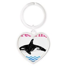 Free Tilly Heart Keychain