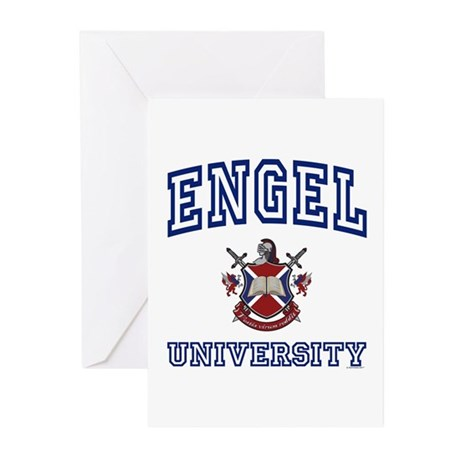 ENGEL University Greeting Cards (Pk of 10)