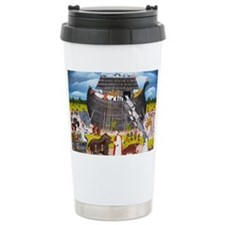 boat 003 Travel Coffee Mug