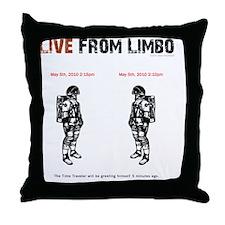 T_Shirt.G Throw Pillow