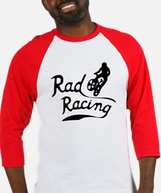 Rad Racing Baseball Jersey