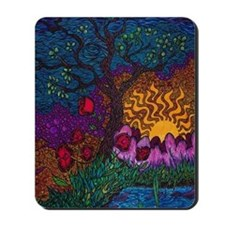 Tree by Christopher Blosser Mousepad