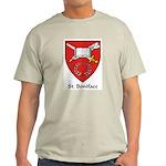 St Boniface Ash Grey T-Shirt