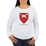 St Boniface Women's Long Sleeve T-Shirt