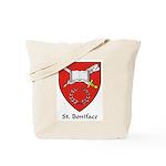 St Boniface Tote Bag