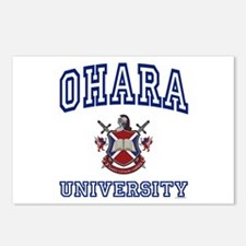 OHARA University Postcards (Package of 8)
